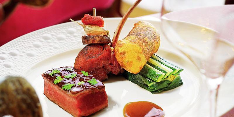 Ресторан Le Chantecler