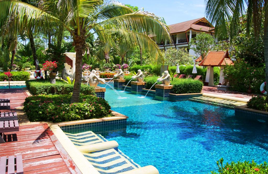Imperial Boat House в Таиланде (Ко-Самуи)