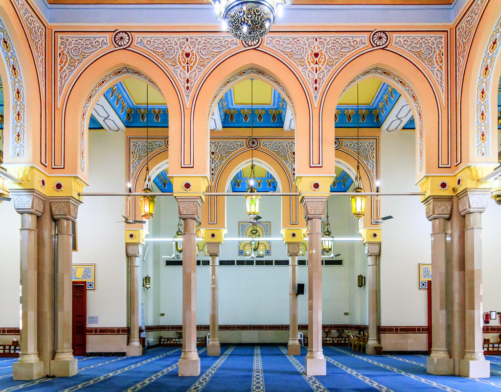 Мечеть Джумейра в Дубаи