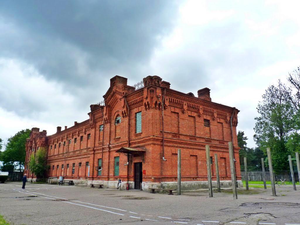Гостиница Karosta в Латвии