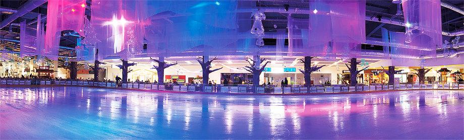 Ледовый каток Дрим Таун, Киев