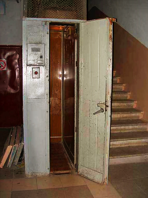 Лифт для одного человека