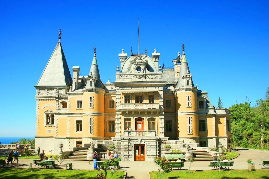 Массандравский дворец