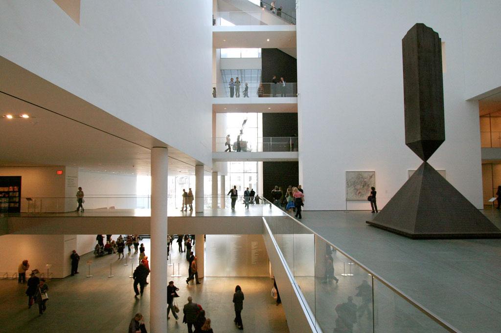 Нью-Йоркский музей современного искусства - MoMA