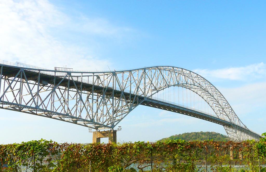 Мост Лас-Америкас, Панама