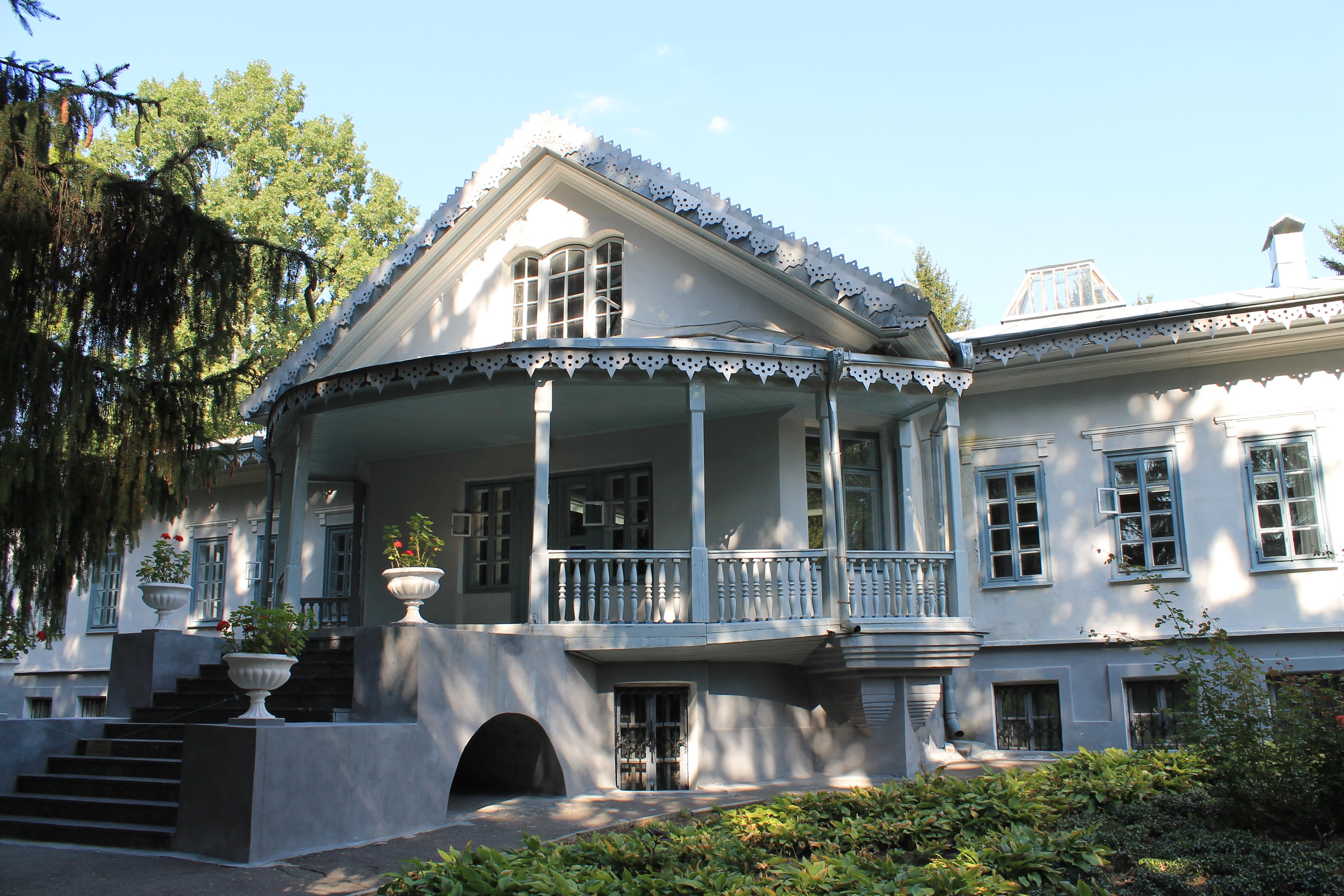 Музеи-усадьба Н. И. Пирогова