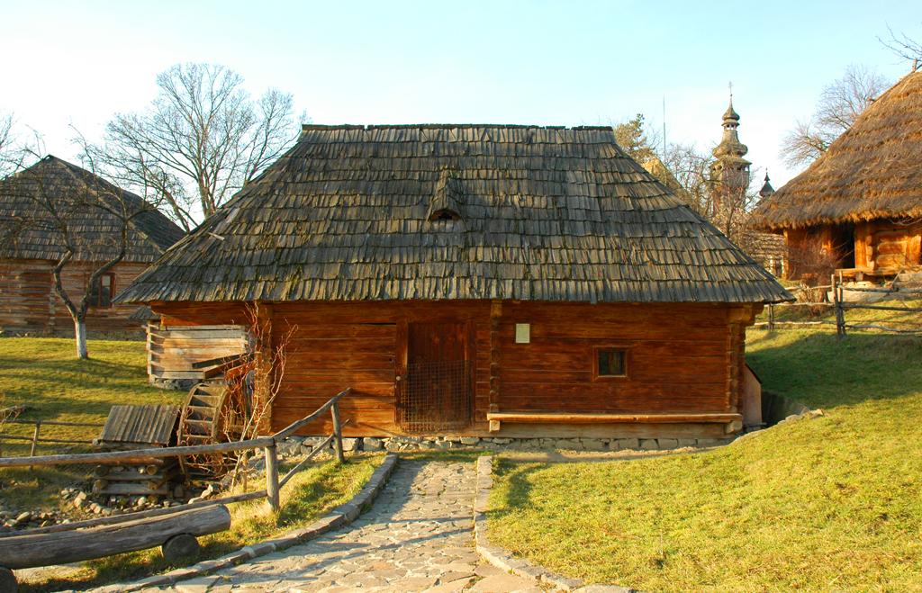 Музей народной архитектуры и быта в Ужгороде