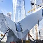 Современная архитектура: вокзал Oculus в Нью-Йорке