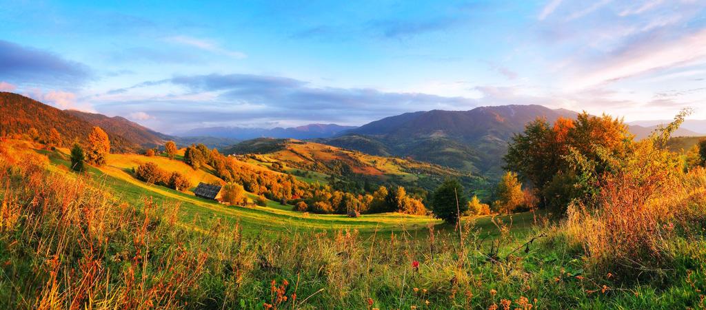 Отдых в Буковеле осенью