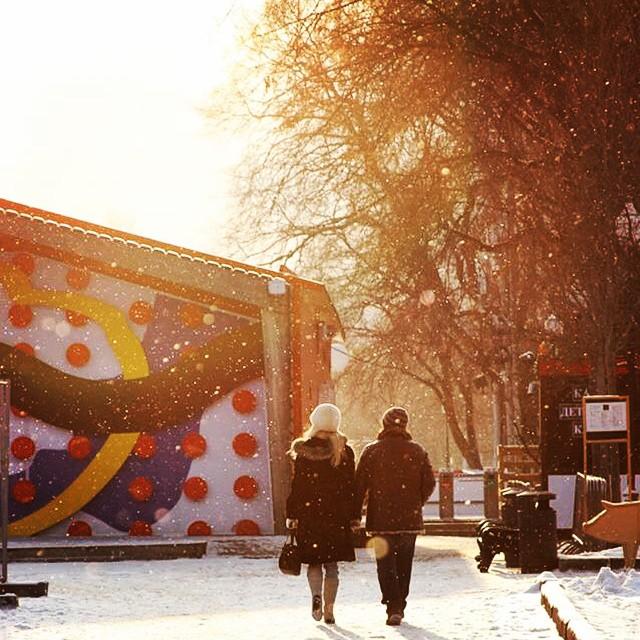 Парк имени Горького, Москва