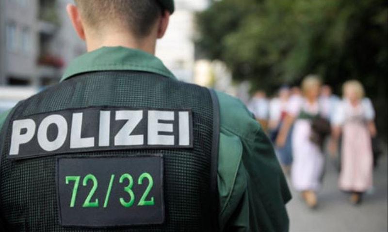 Полиция на Октоберфест