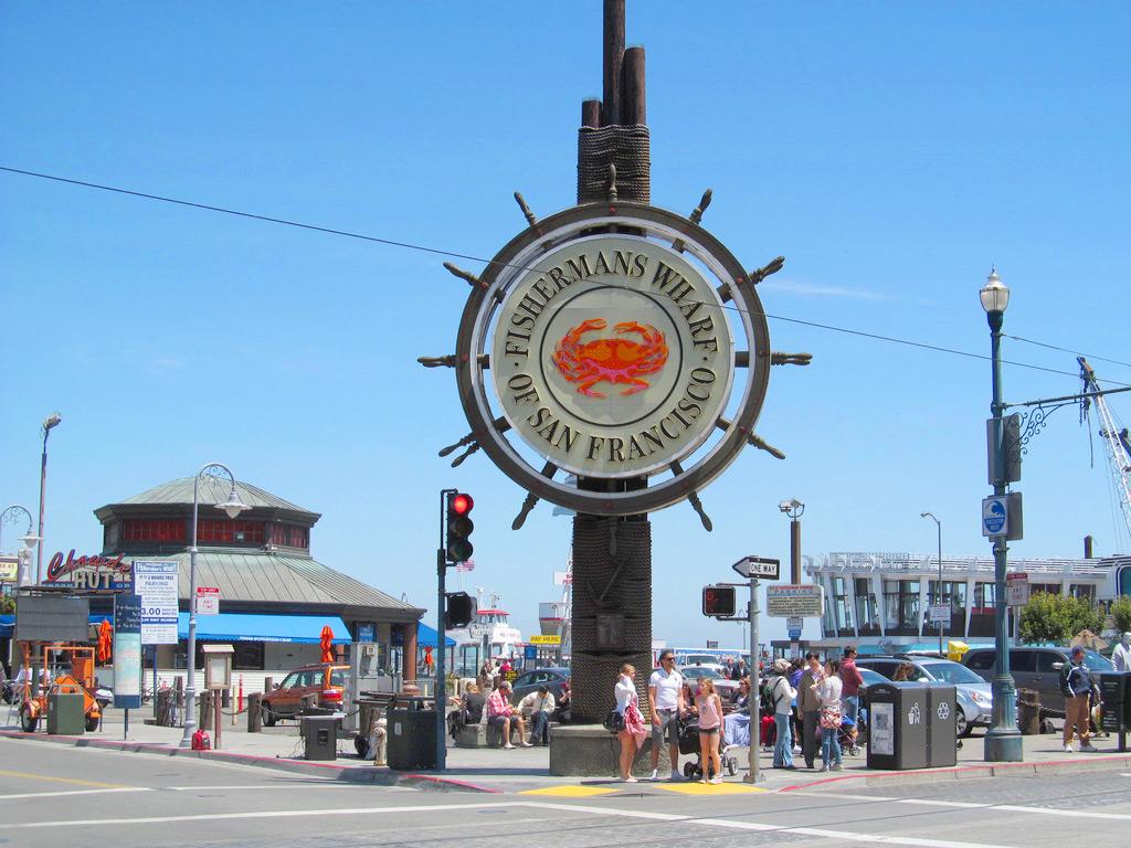 Район Рыбацкая пристань, Сан-Франциско