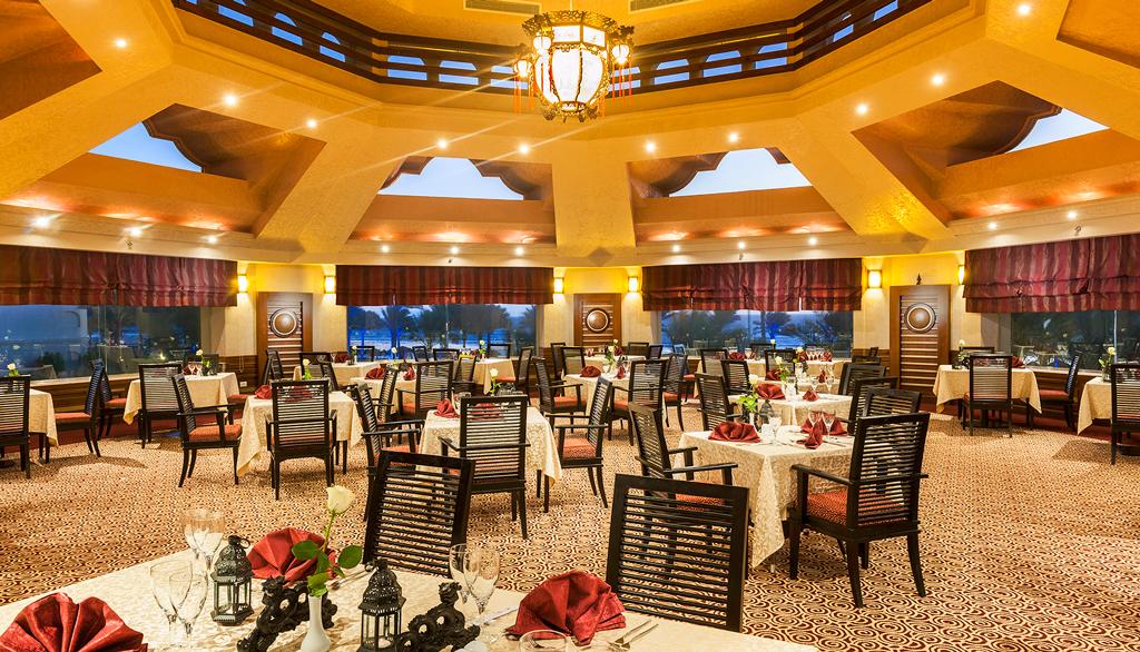 Ресторан Feng в отеле Риксос Шарм-эль-Шейх все включено