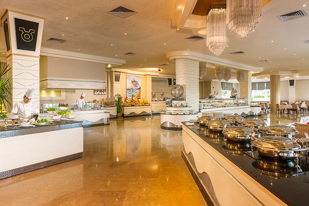Ресторан Zodiac, Rixos Sharm El Sheikh