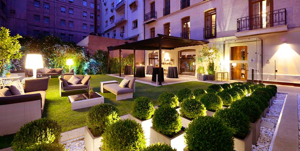 Ресторан в Hotel Unico Madrid
