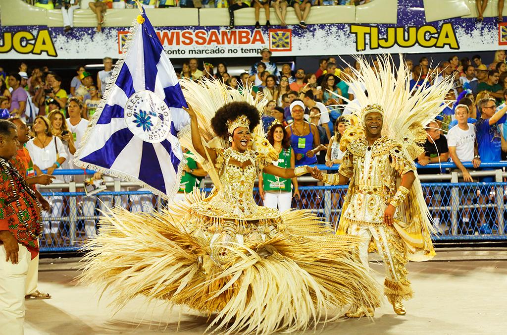 Бразильский карнавал 2015