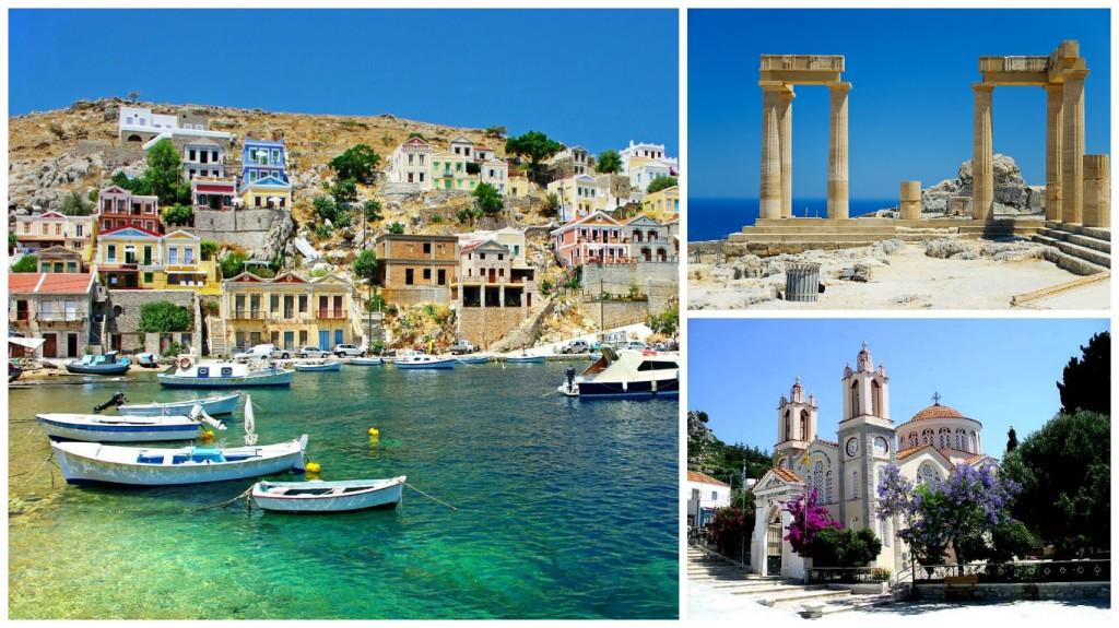 Курортные острова Греции: Родос