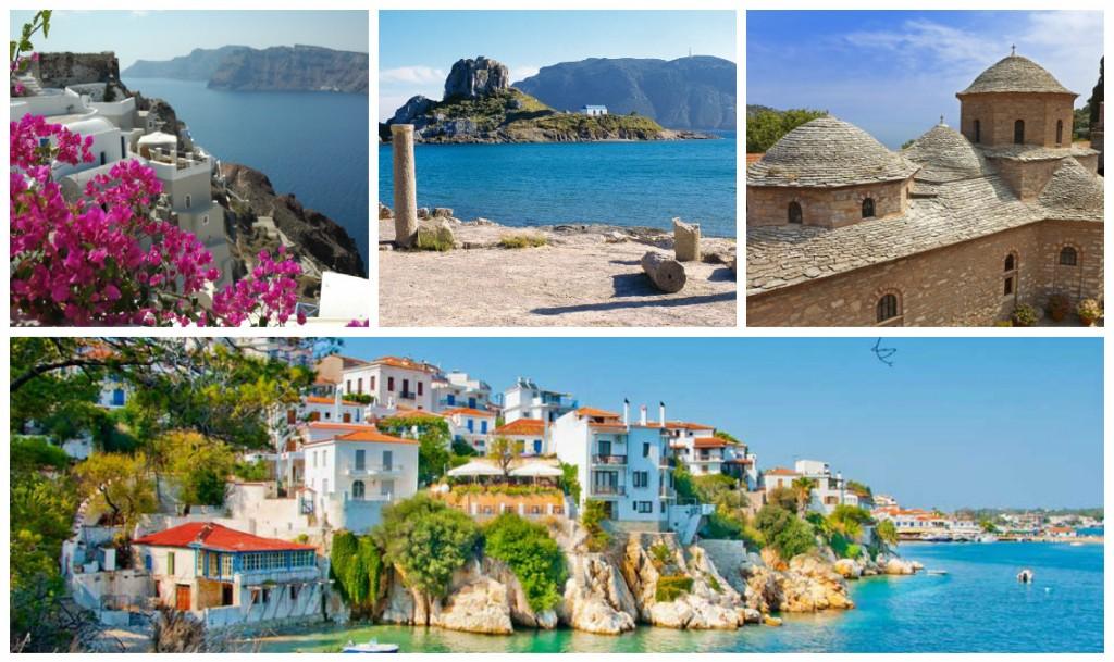 Курортные острова Греции: Скиатос
