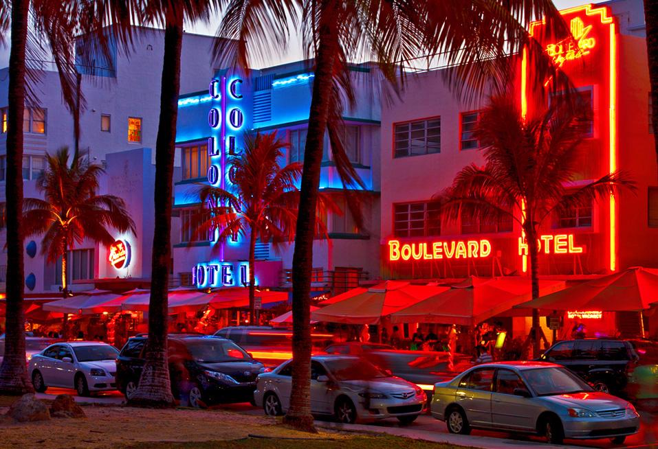 Район South Beach, Майами
