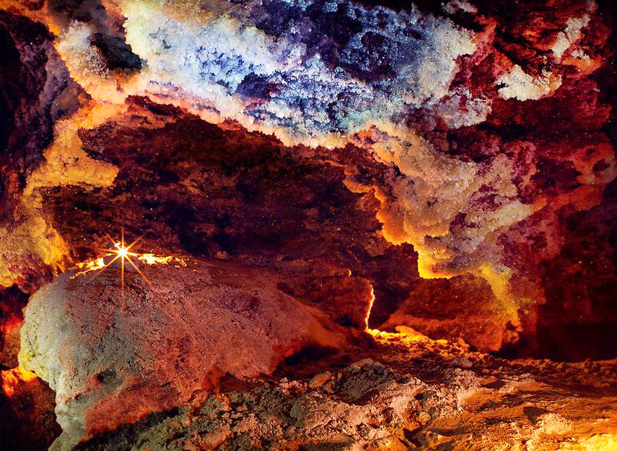 Пещера Млынки, Украина