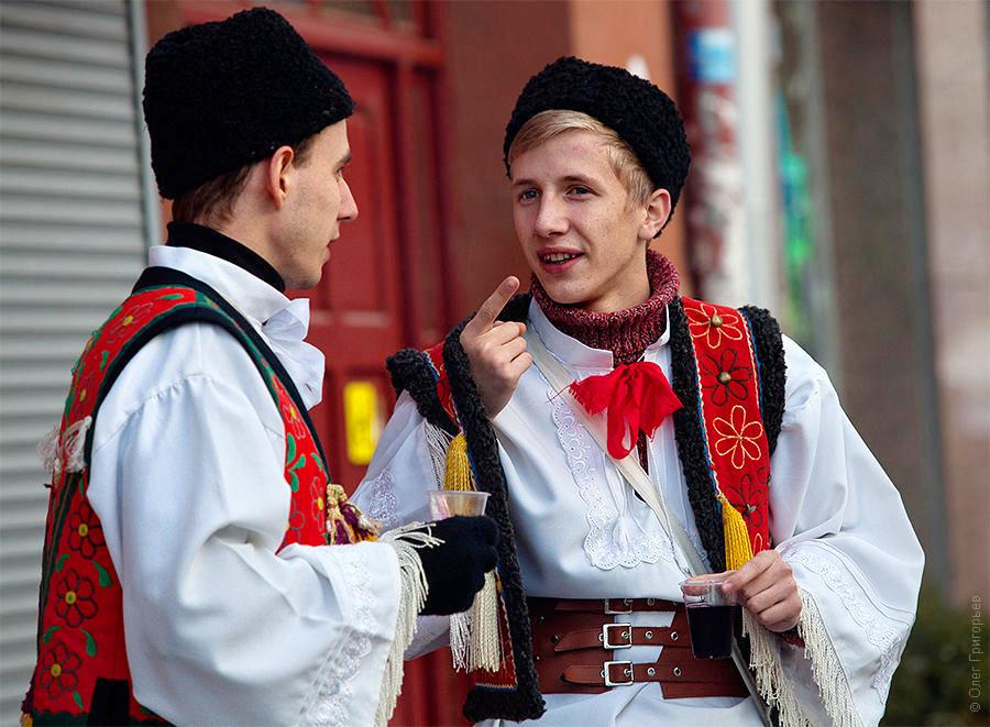 Винный фестиваль в Мукачево