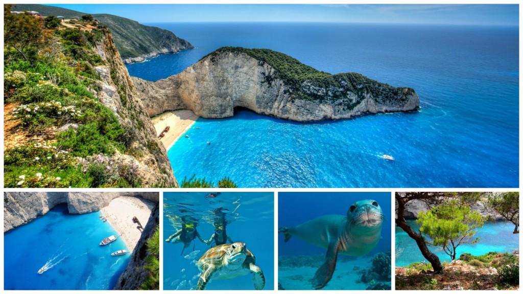 Курортные острова Греции: Закинф