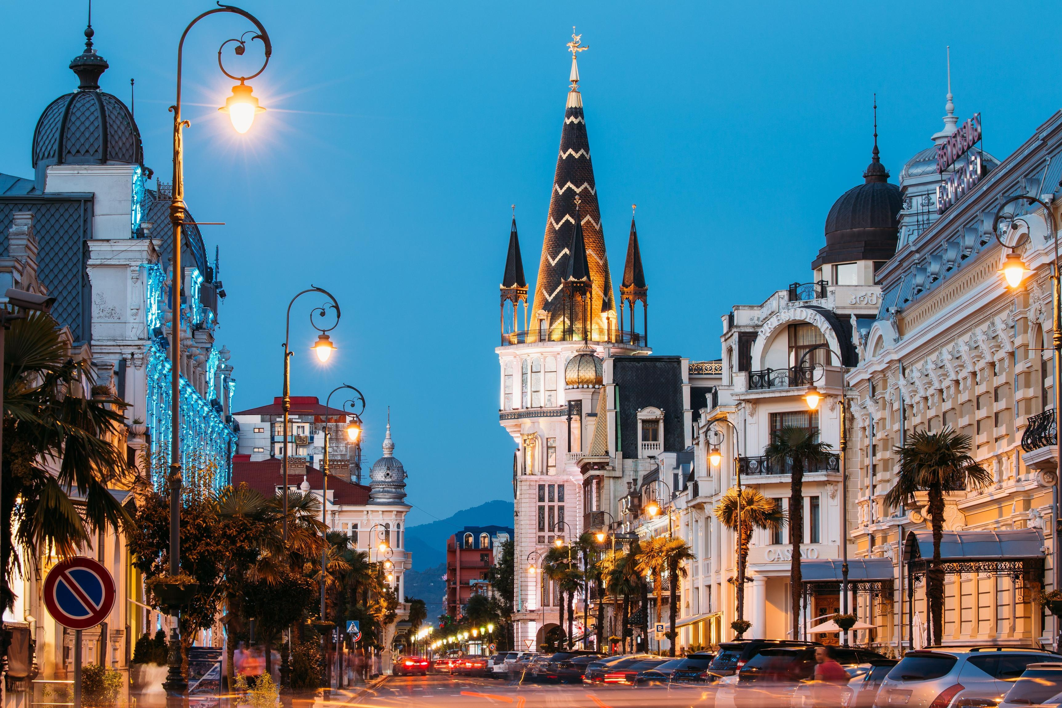 Батуми, Грузия - путеводитель по городу | Planet of Hotels