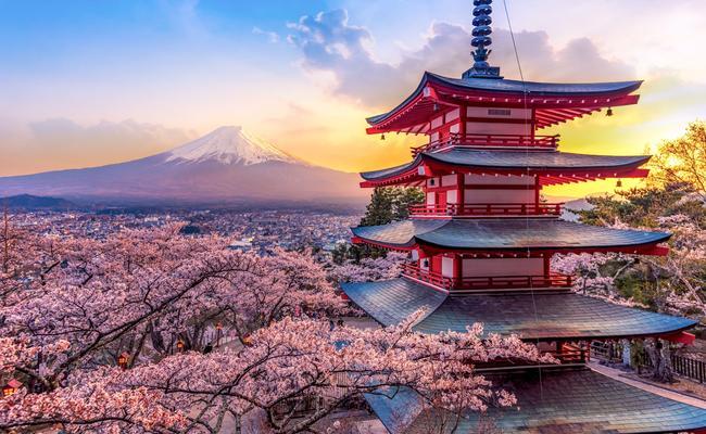 Flights to Japan