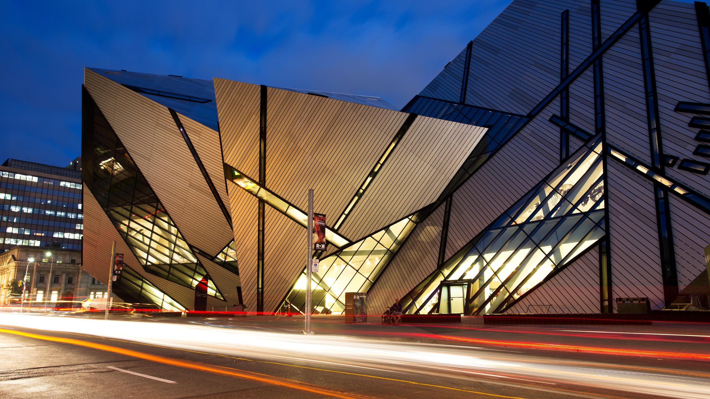 Королевский Музей Онтарио в Торонто, адрес, цены и время работы