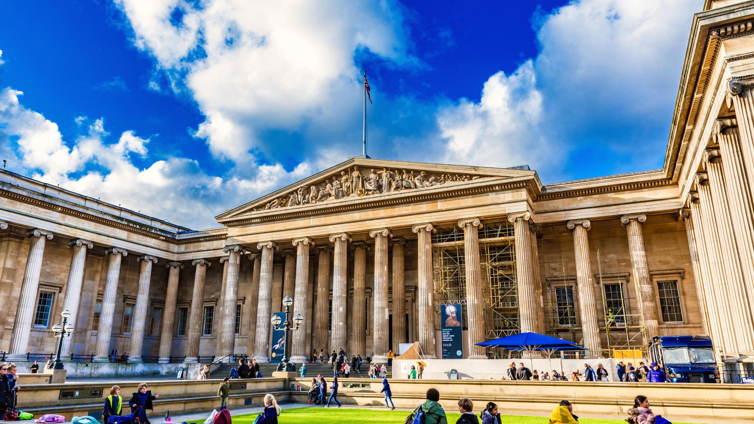 Британский музей в Лондоне: описание и фото залов