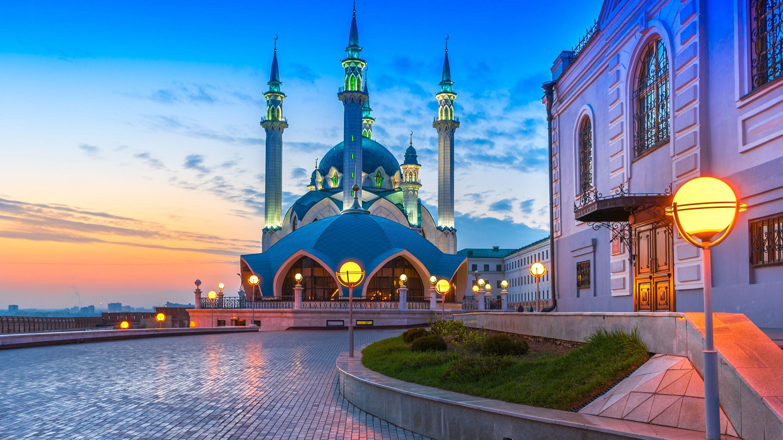 Казань, Россия - Туристический Гид   Planet of Hotels