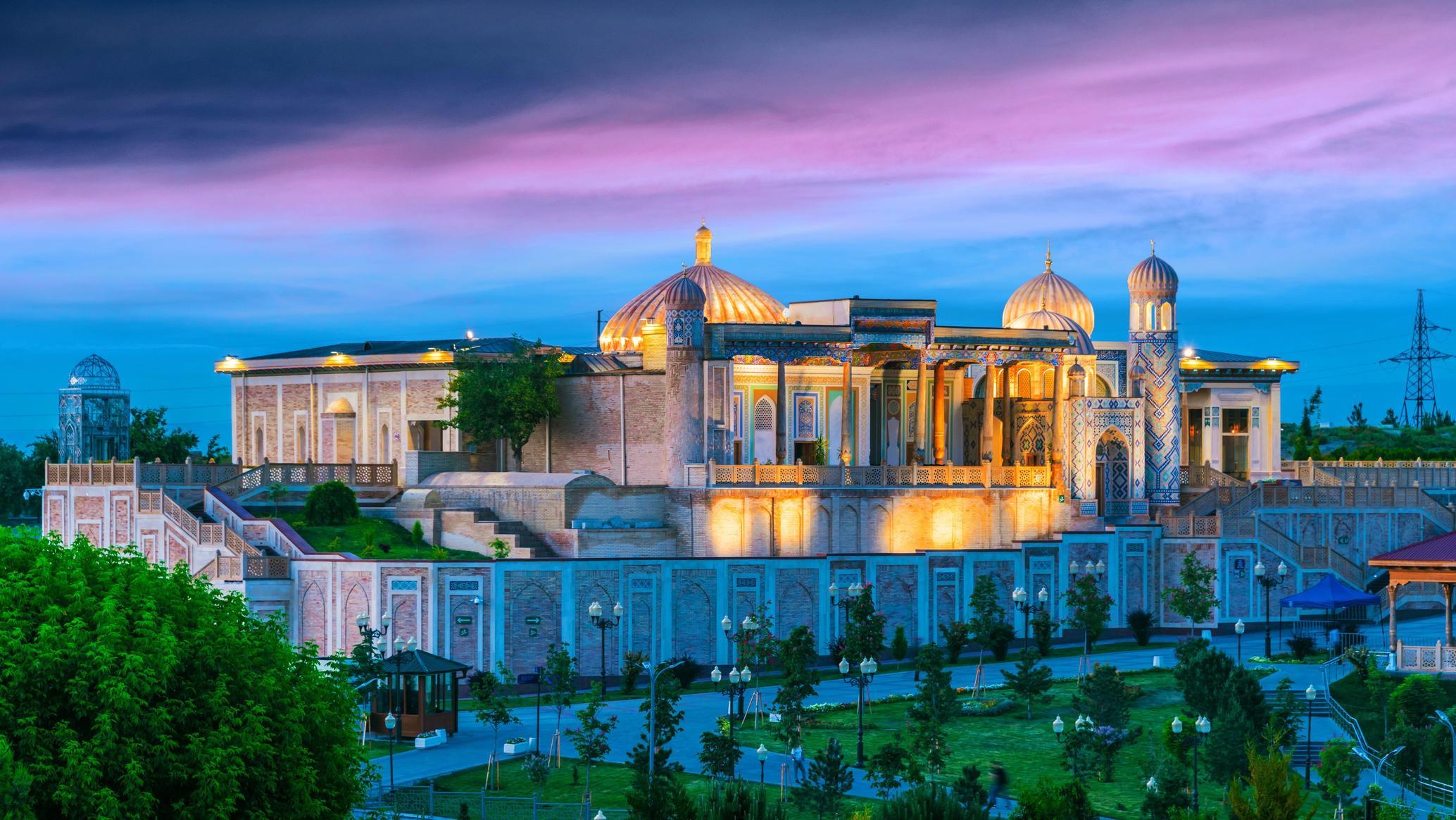Самарканд, Узбекистан - Туристический Гид | Planet of Hotels
