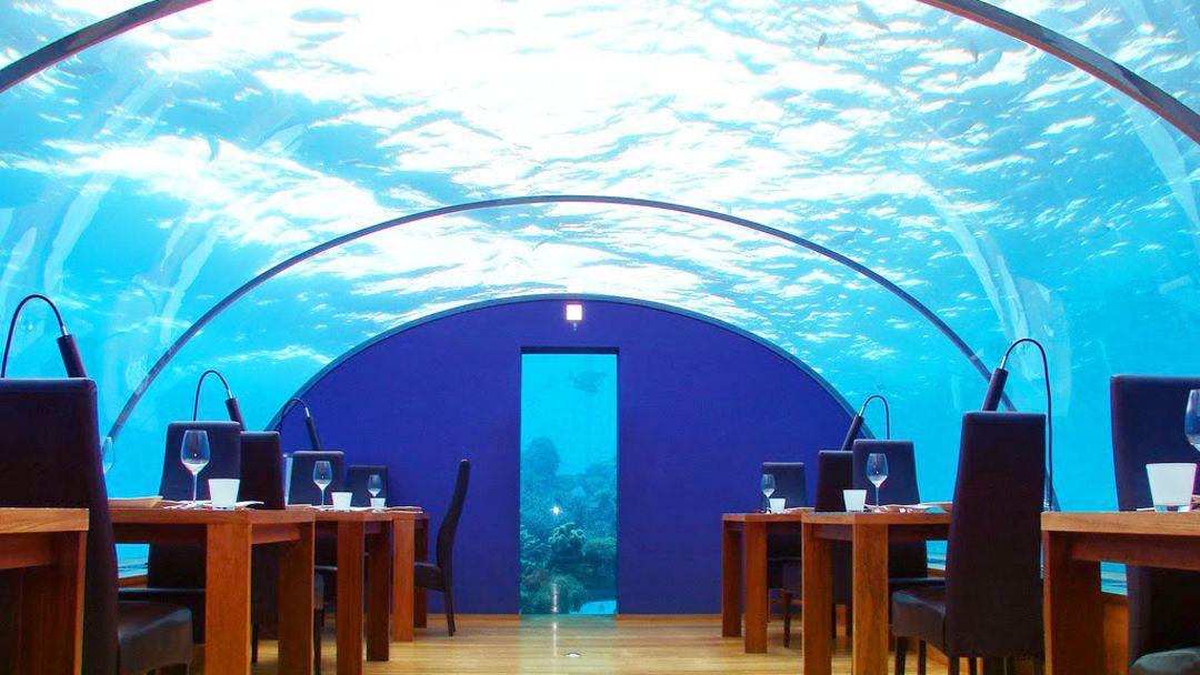 Гостиница под водой дубай rabota v dubai