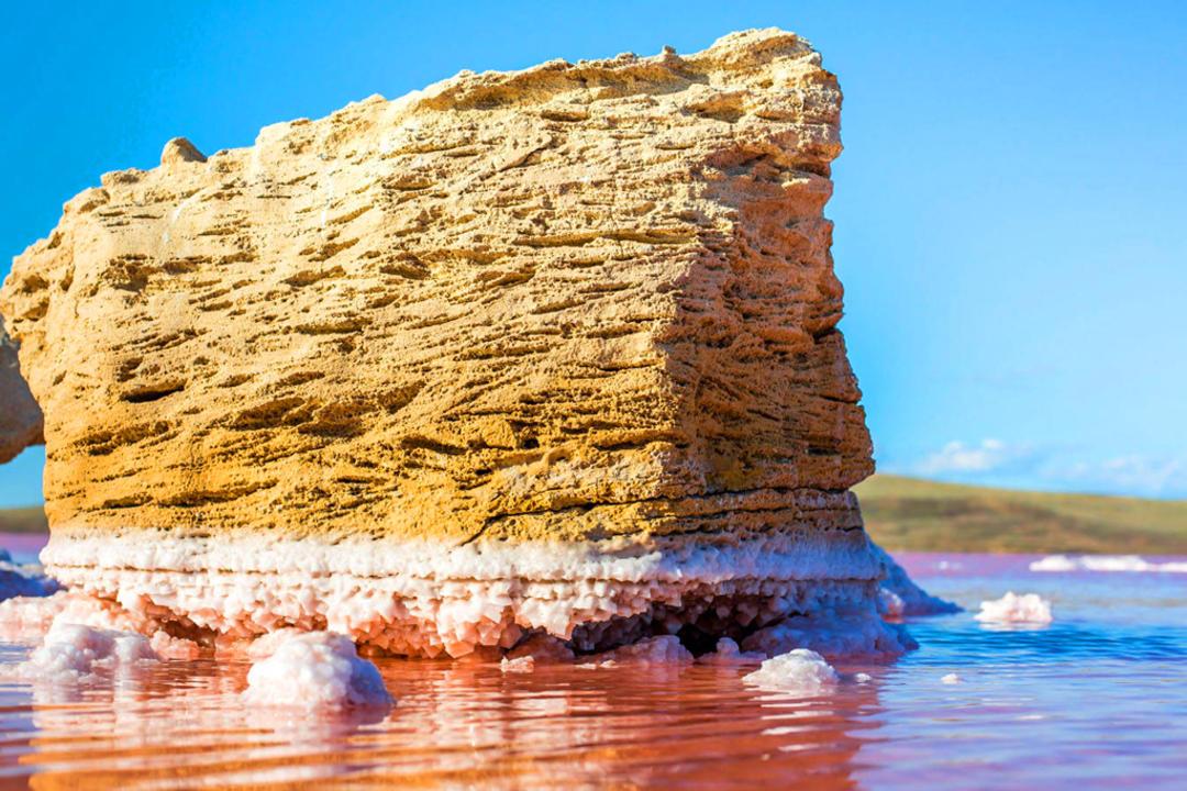 Полезные свойства соли из озера Сасык-Сиваш
