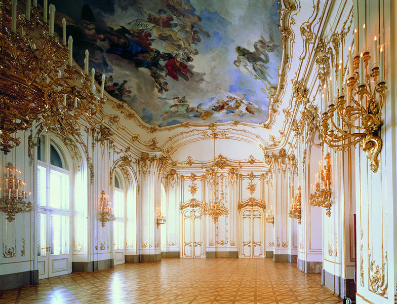 Belvedere Palace Complex
