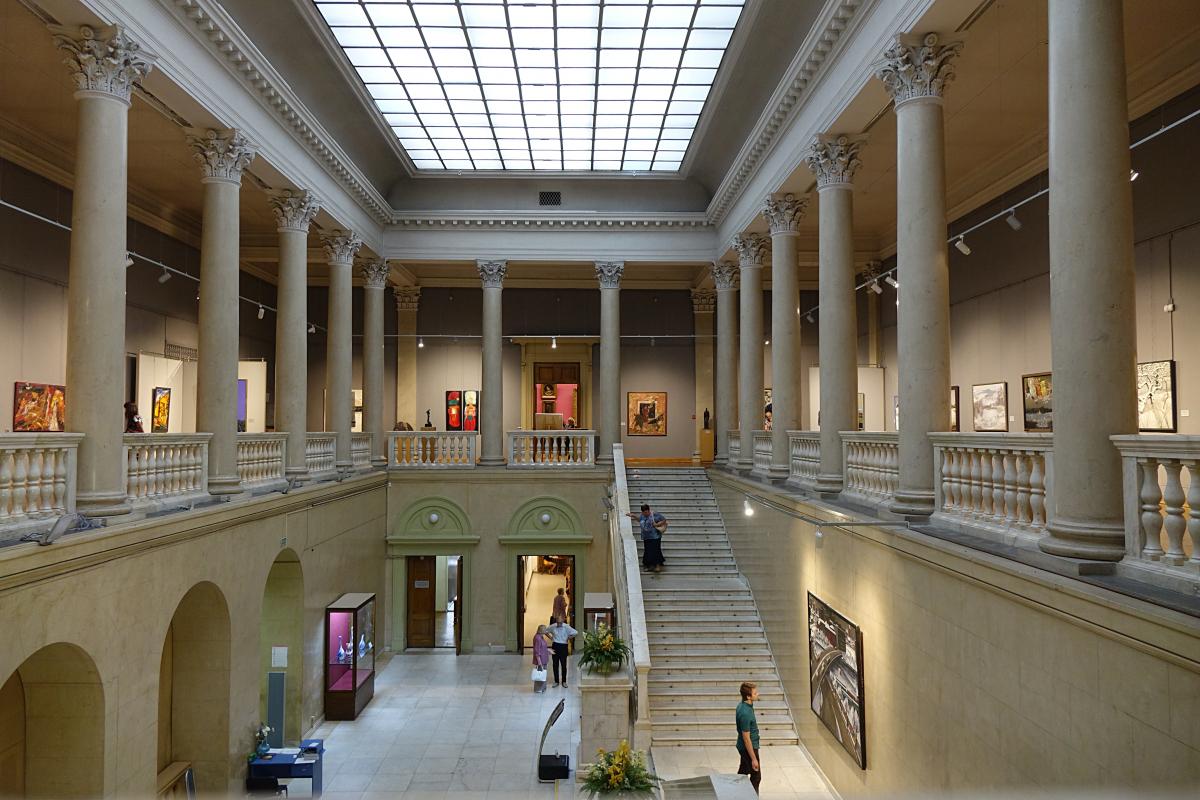 Художественный музей минск фото внутри