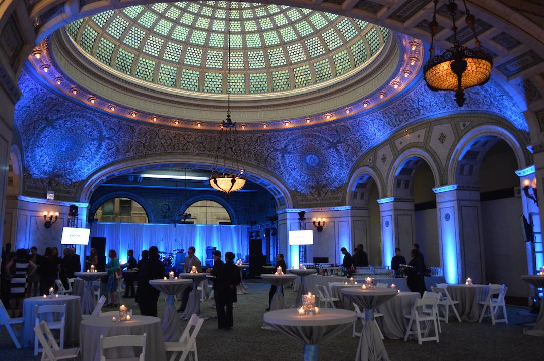 Чикагский культурный центр, мероприятия