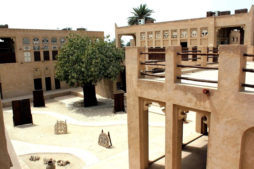 фото дома шейха дубай