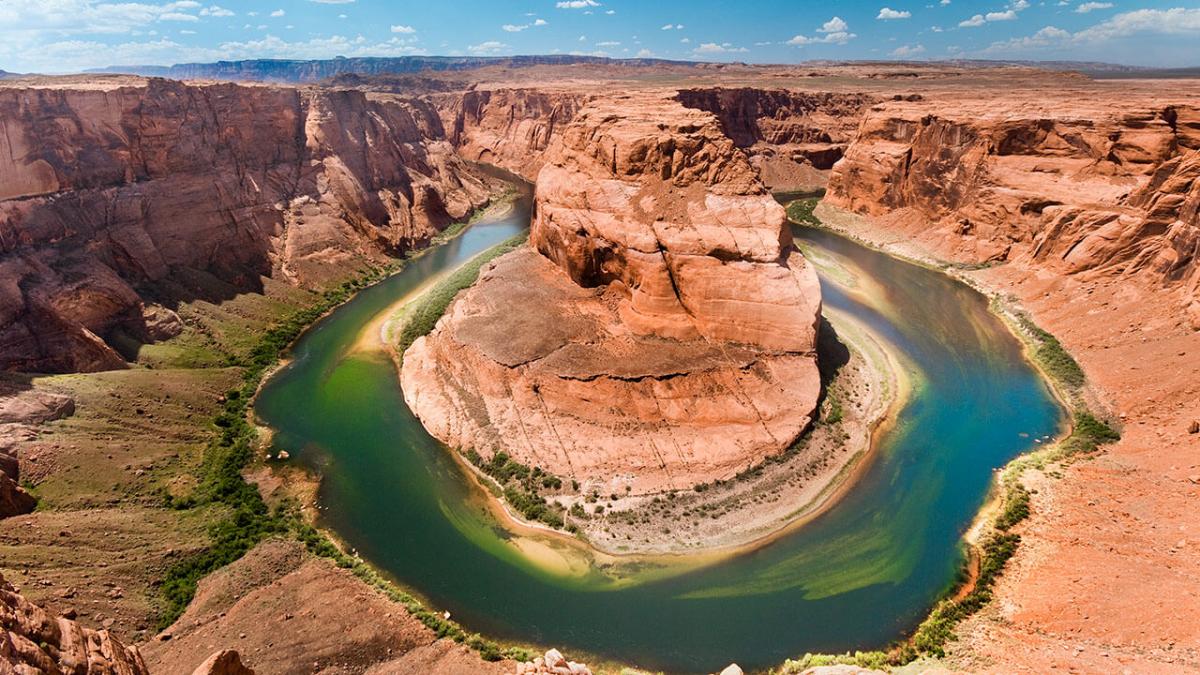 Национальный парк Гранд-Каньон и река Колорадо