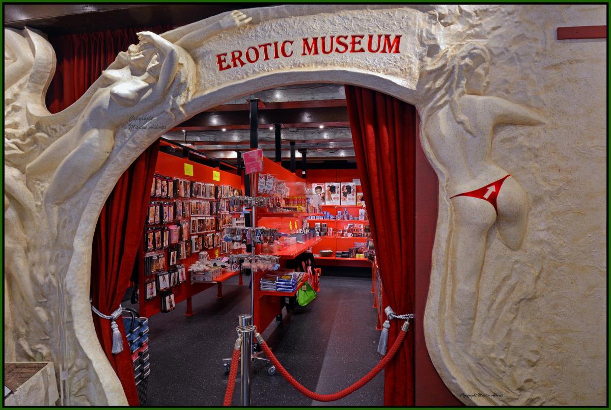 музей эротики в амстердаме_сувениры