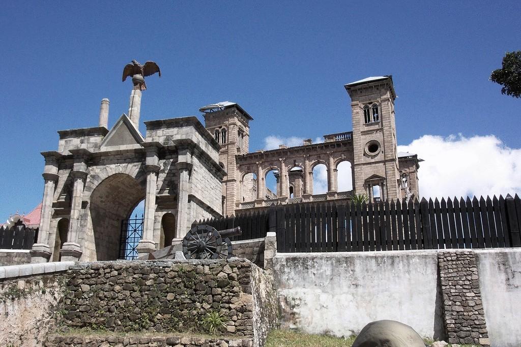 Королевский дворец Рува