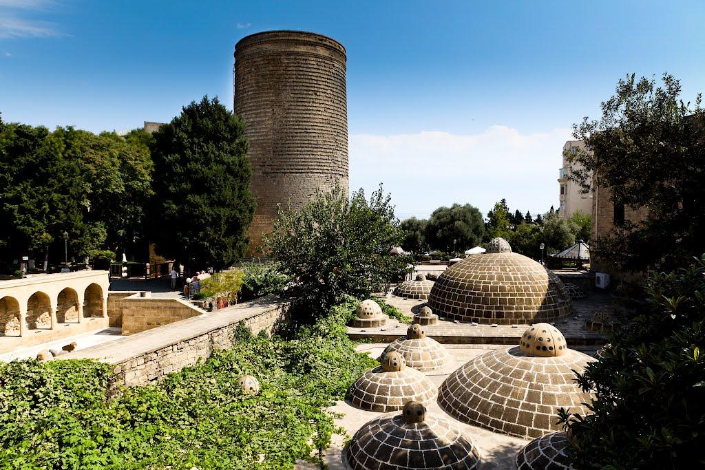 Картинки по запросу девичья башня Баку