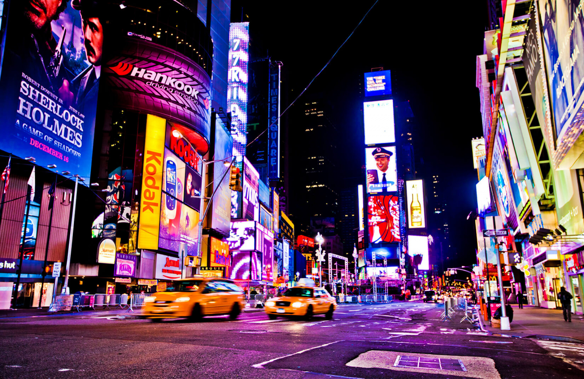 Car rentals in New York