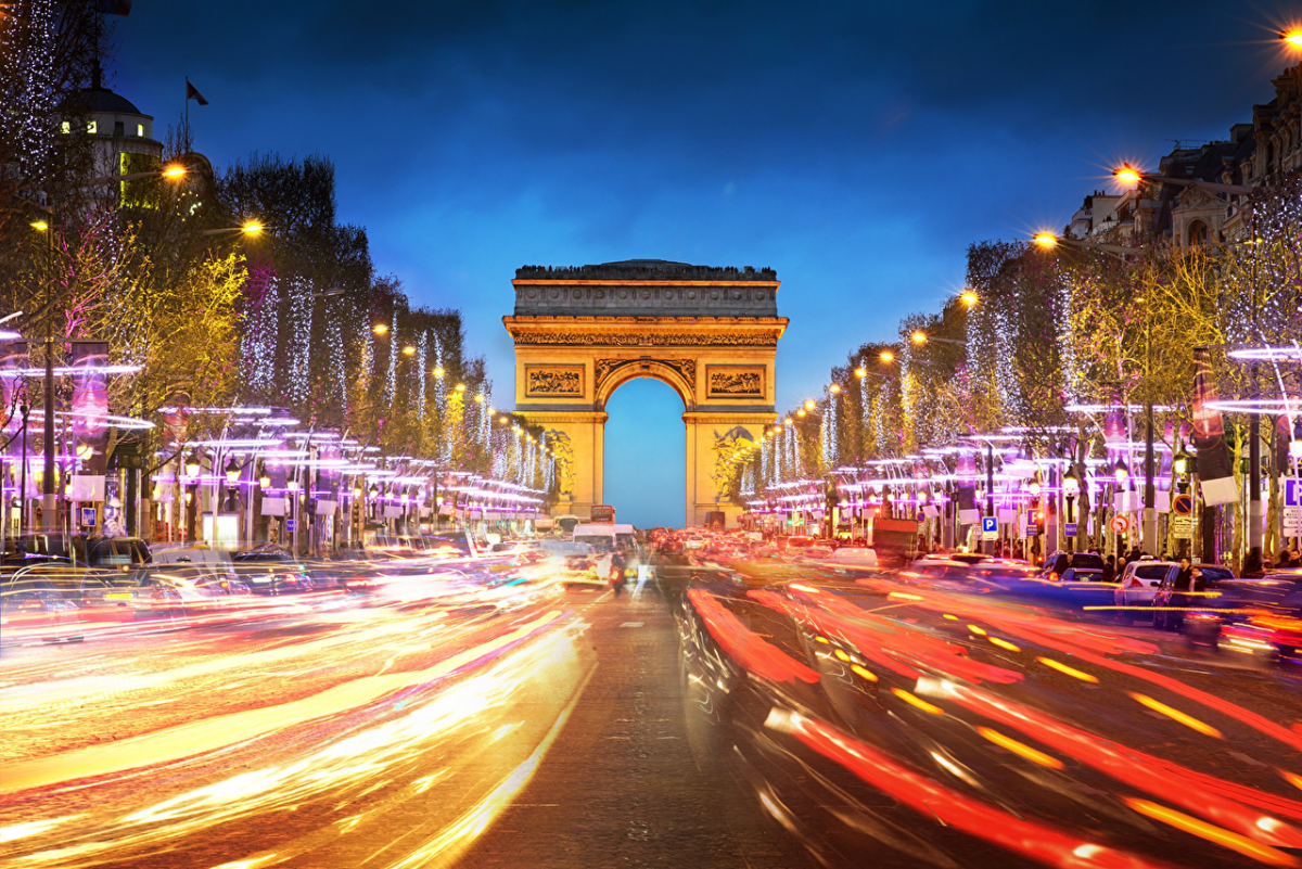 Car rentals in Paris