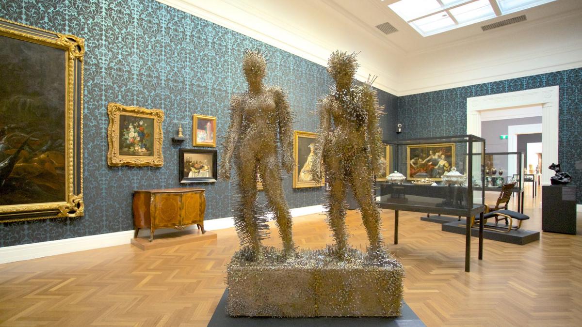 Галерея искусств Южной Австралии