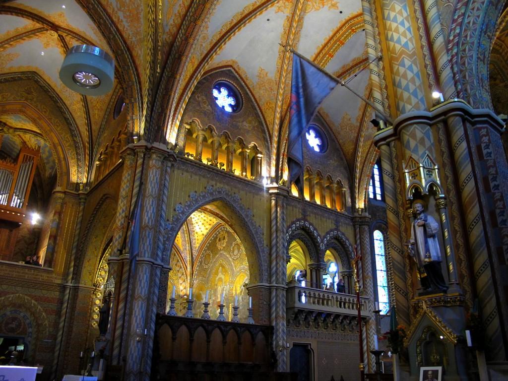 Обои будапешт, церковь святого матьяша. Города foto 9