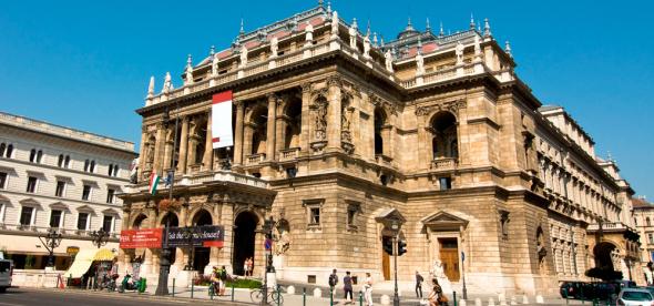 Оперный театр (Венгрия)