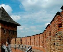 Оборонная башня Чарторыйских