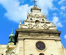 Бернардинский монастырь Св. Андрея
