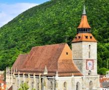 Черная церковь в Брашове